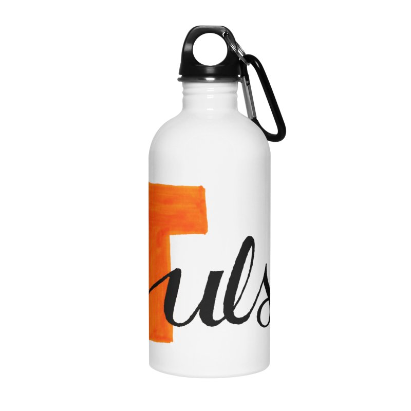 Tulsa  Accessories Water Bottle by