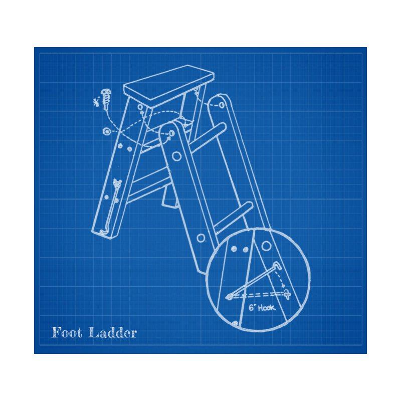 Step Ladder Design by