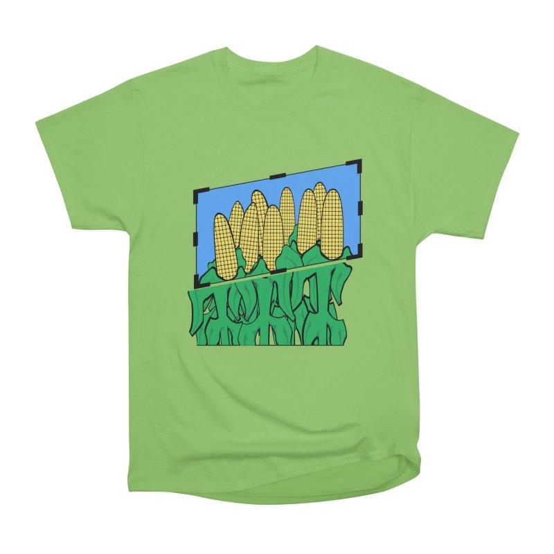 Photoshop Harvest Men's Heavyweight T-Shirt by