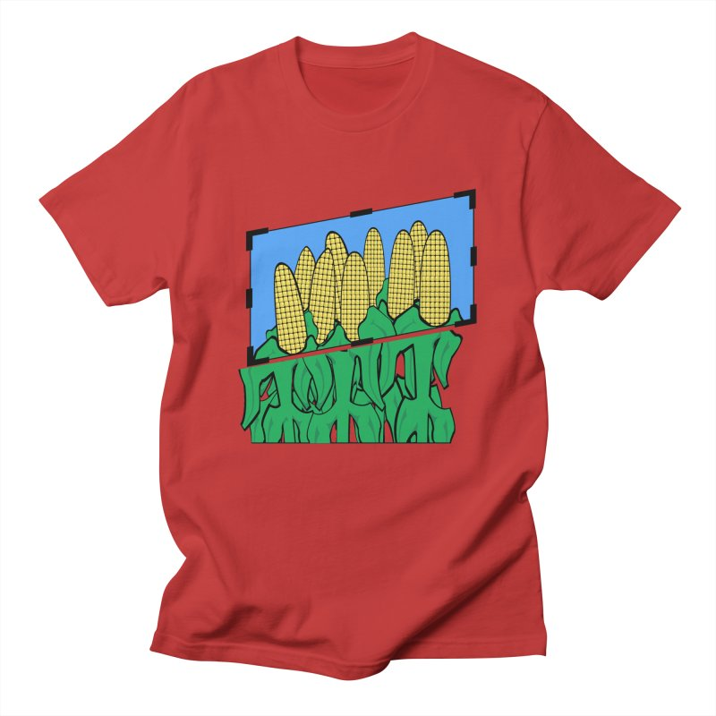 Photoshop Harvest Men's Regular T-Shirt by