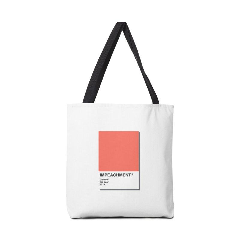 Impeachment Accessories Bag by greeninblue's Artist Shop