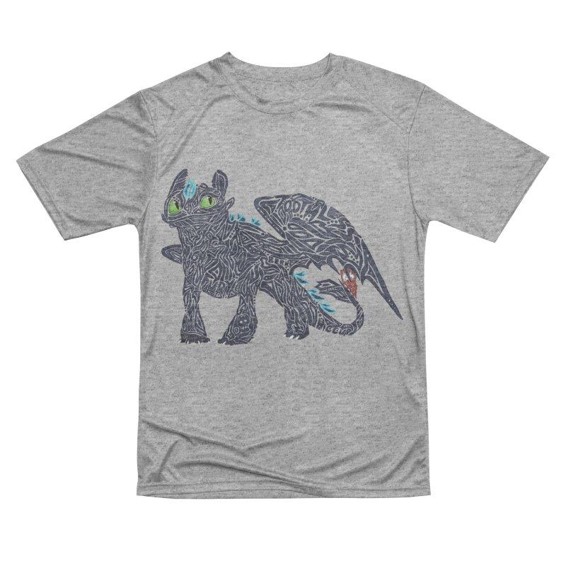 TOOTHLESS Women's Performance Unisex T-Shirt by greenlambart's Artist Shop