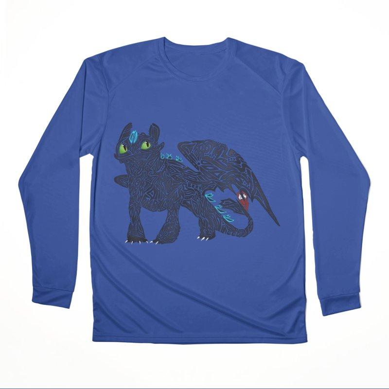 TOOTHLESS Women's Performance Unisex Longsleeve T-Shirt by greenlambart's Artist Shop