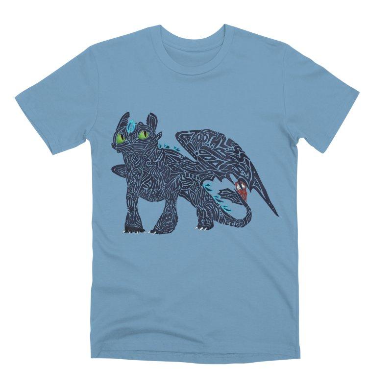 TOOTHLESS Men's T-Shirt by greenlambart's Artist Shop