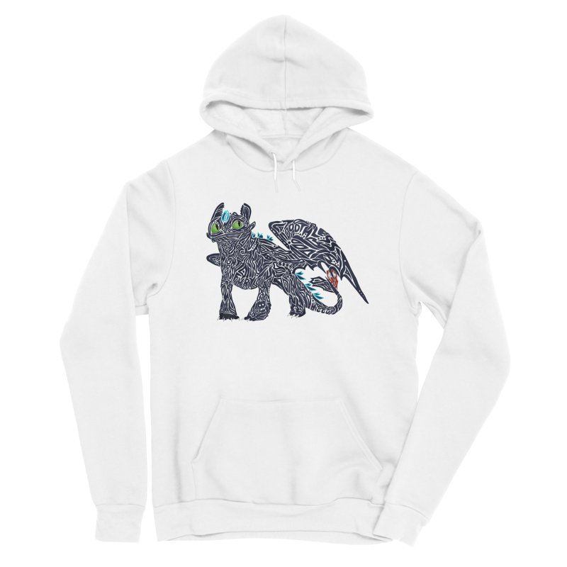 TOOTHLESS Women's Pullover Hoody by greenlambart's Artist Shop