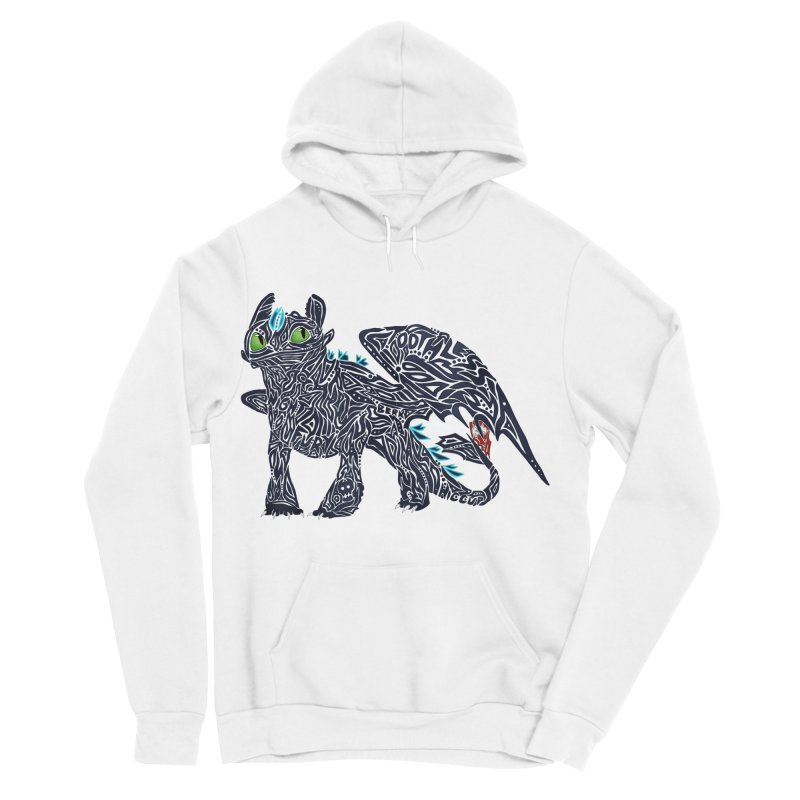 TOOTHLESS Men's Pullover Hoody by greenlambart's Artist Shop