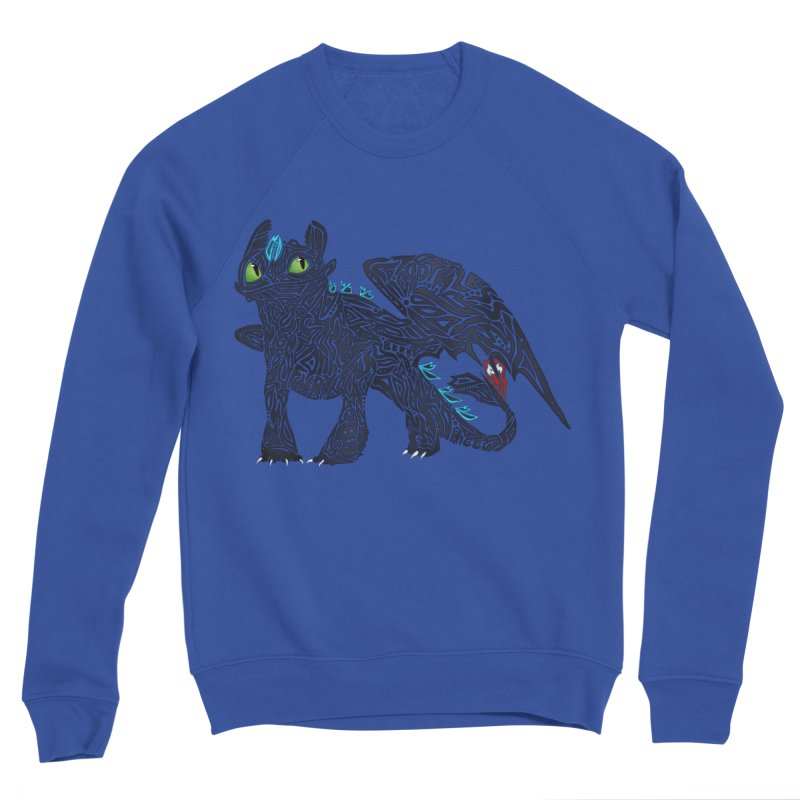 TOOTHLESS Women's Sweatshirt by greenlambart's Artist Shop