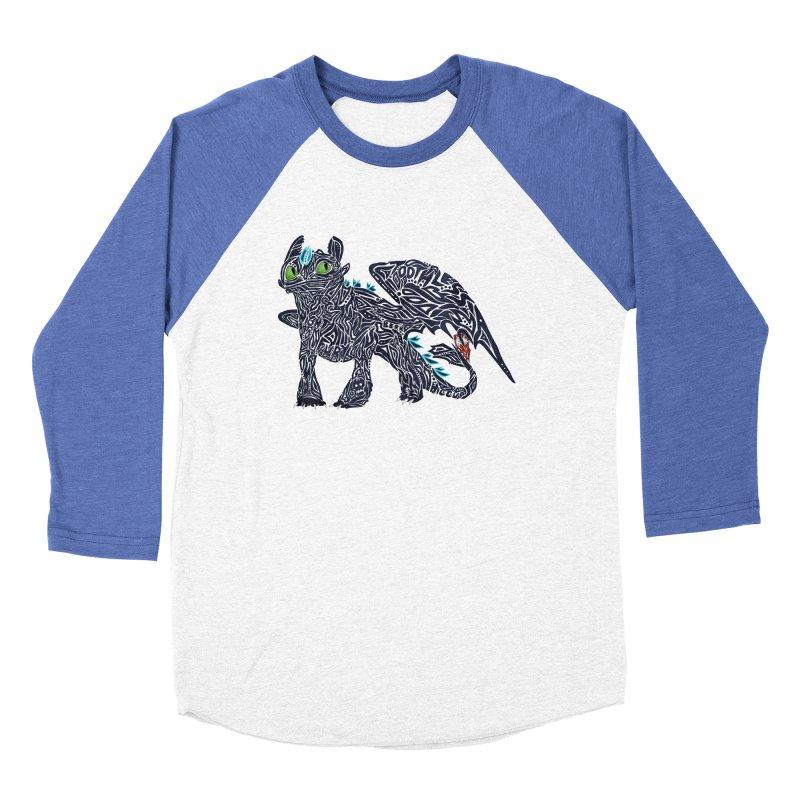 TOOTHLESS Men's Longsleeve T-Shirt by greenlambart's Artist Shop