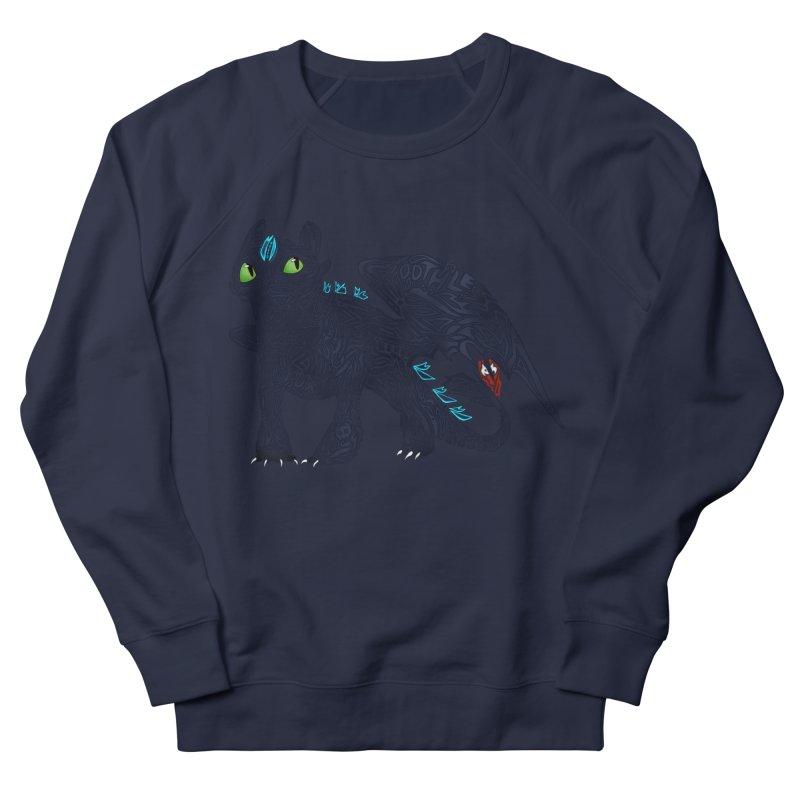 TOOTHLESS Women's Sweatshirt by greenlambart's Artist Shop