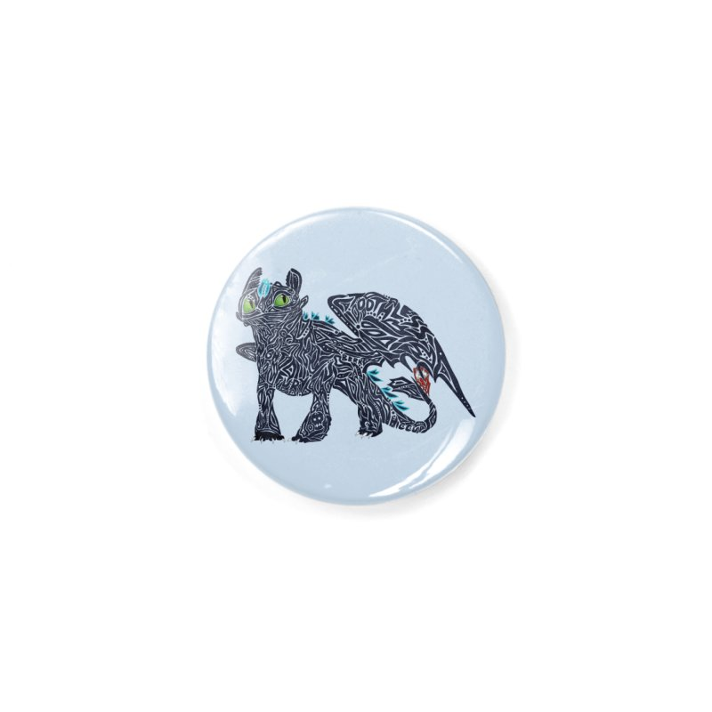 TOOTHLESS Accessories Button by greenlambart's Artist Shop