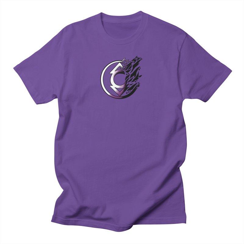 COMPASSION Men's T-Shirt by greenlambart's Artist Shop