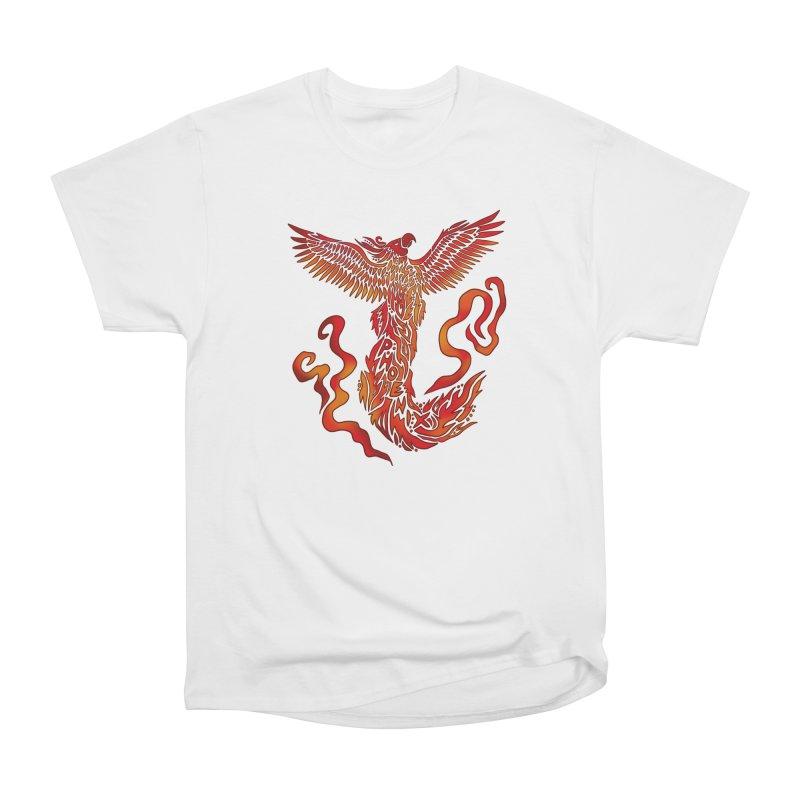 RISING Men's T-Shirt by greenlambart's Artist Shop