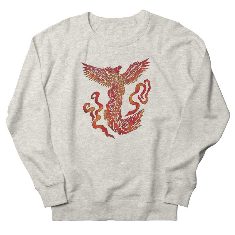 RISING Men's Sweatshirt by greenlambart's Artist Shop