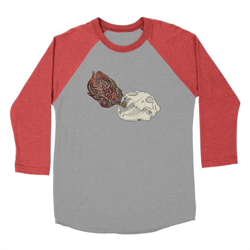 COUGAR Women's Longsleeve T-Shirt by greenlambart's Artist Shop