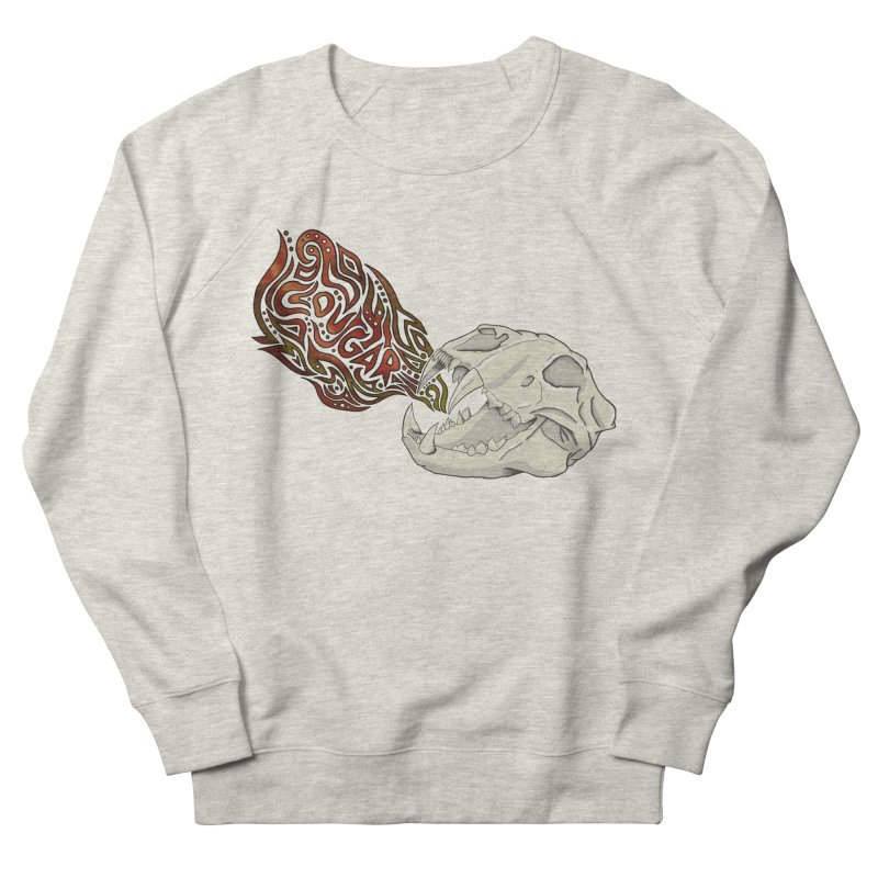 COUGAR Women's Sweatshirt by greenlambart's Artist Shop