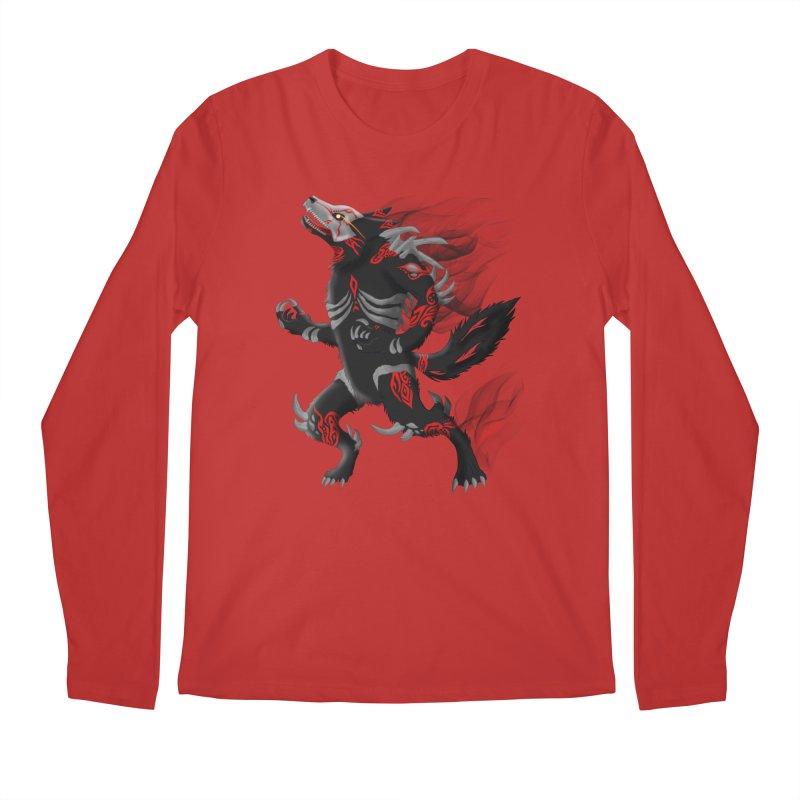 GRIMM Men's Regular Longsleeve T-Shirt by greenlambart's Artist Shop