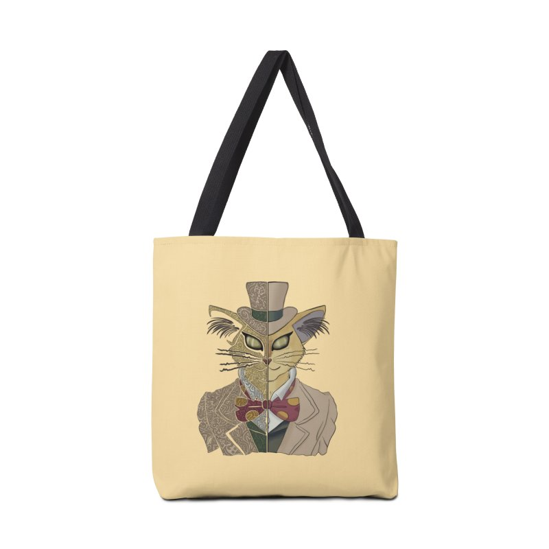 BARON Accessories Tote Bag Bag by greenlambart's Artist Shop
