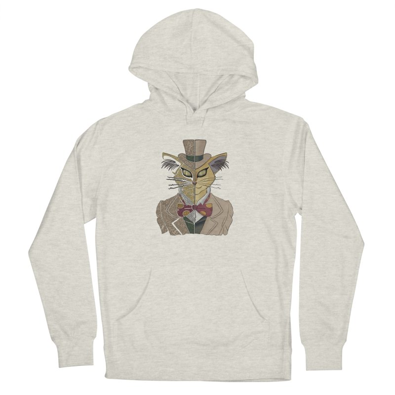 BARON Men's Pullover Hoody by greenlambart's Artist Shop