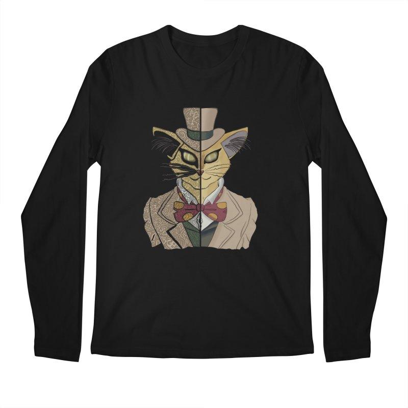 BARON Men's Regular Longsleeve T-Shirt by greenlambart's Artist Shop
