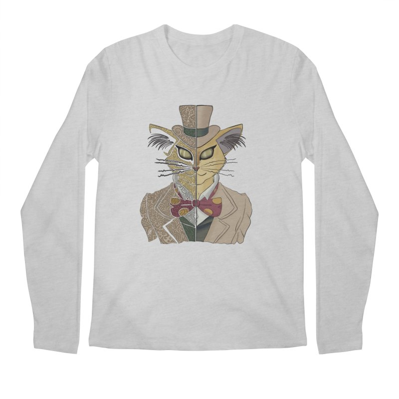 BARON Men's Regular Longsleeve T-Shirt by greenlambart's Artist Shop