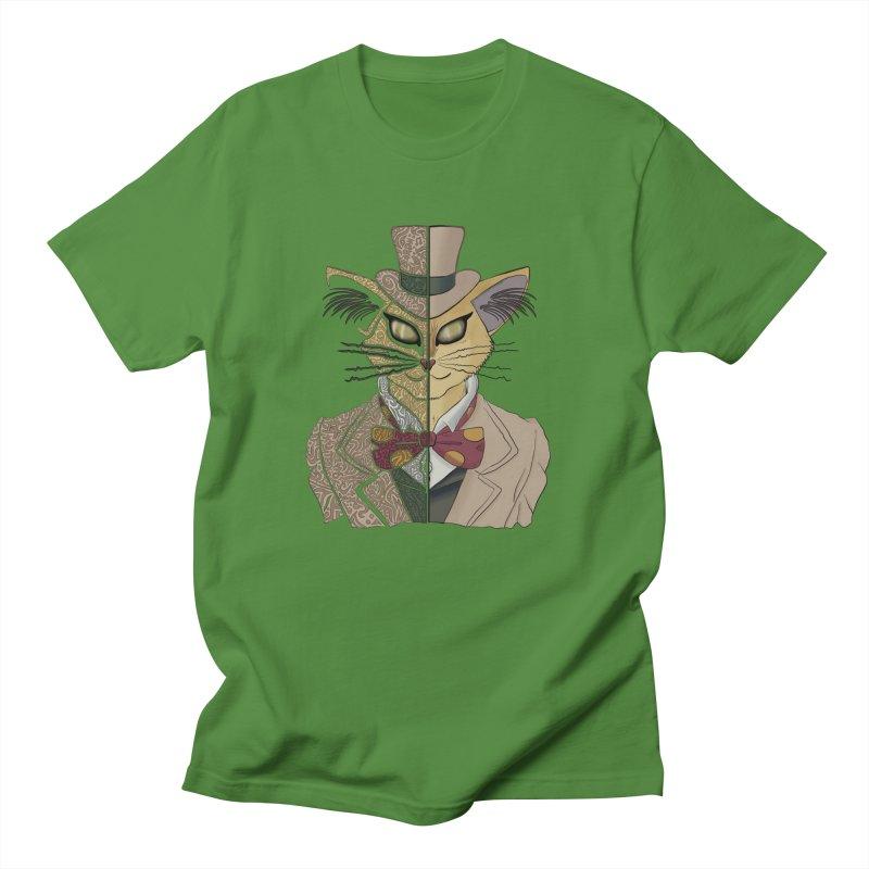 BARON Men's Regular T-Shirt by greenlambart's Artist Shop