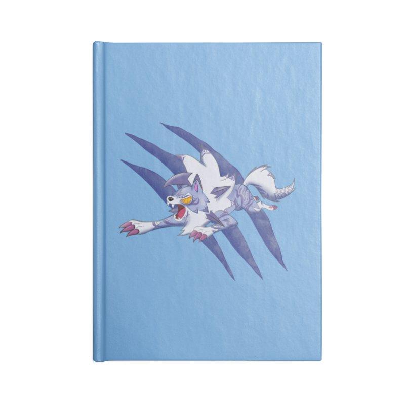 LUGAGARURUMON Accessories Notebook by greenlambart's Artist Shop