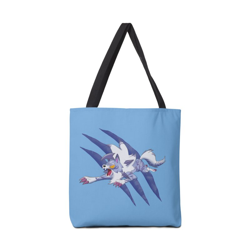 LUGAGARURUMON Accessories Bag by greenlambart's Artist Shop
