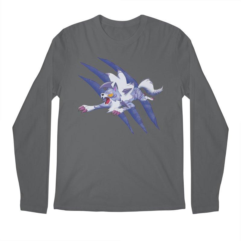 LUGAGARURUMON Men's Longsleeve T-Shirt by greenlambart's Artist Shop