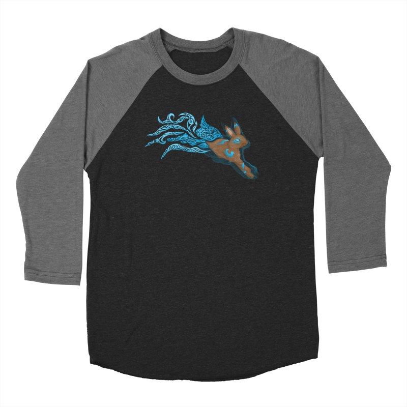 SPIRIT RABBIT Women's Longsleeve T-Shirt by greenlambart's Artist Shop