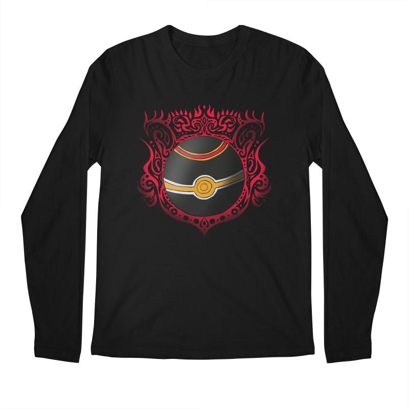 LUXURY Men's Regular Longsleeve T-Shirt by greenlambart's Artist Shop