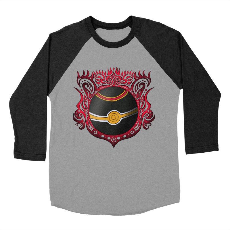 LUXURY Women's Baseball Triblend Longsleeve T-Shirt by greenlambart's Artist Shop