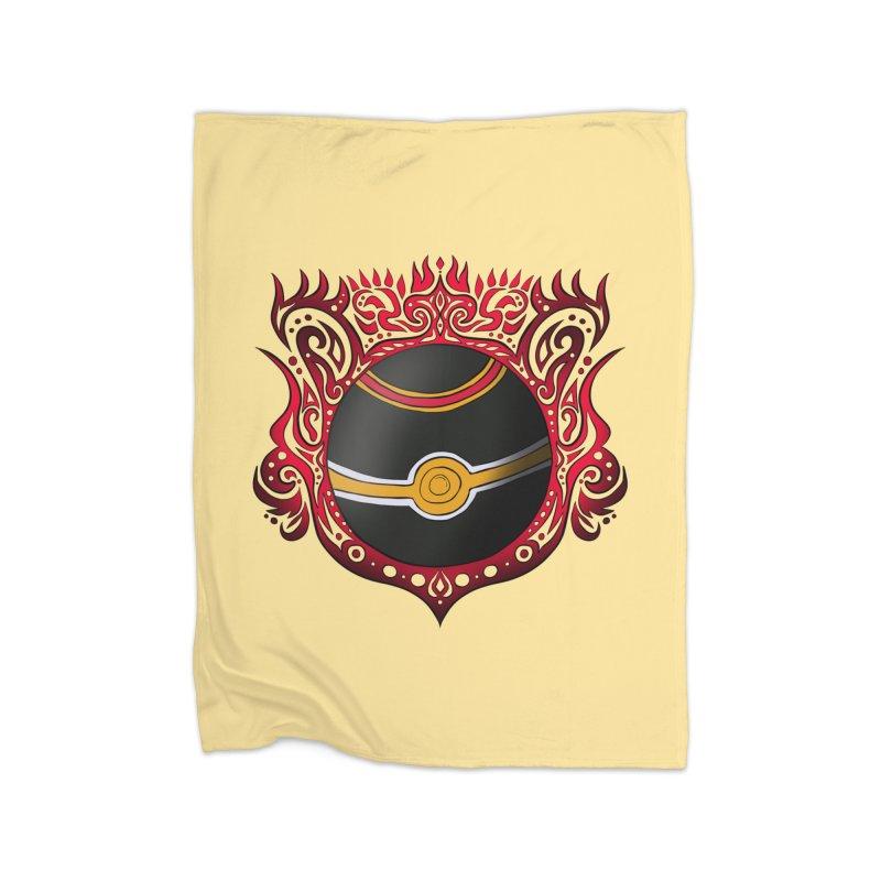 LUXURY Home Fleece Blanket Blanket by greenlambart's Artist Shop
