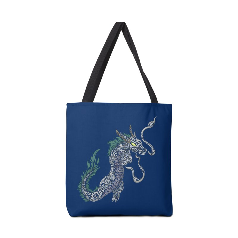 PEACEFUL SPIRIT Accessories Tote Bag Bag by greenlambart's Artist Shop