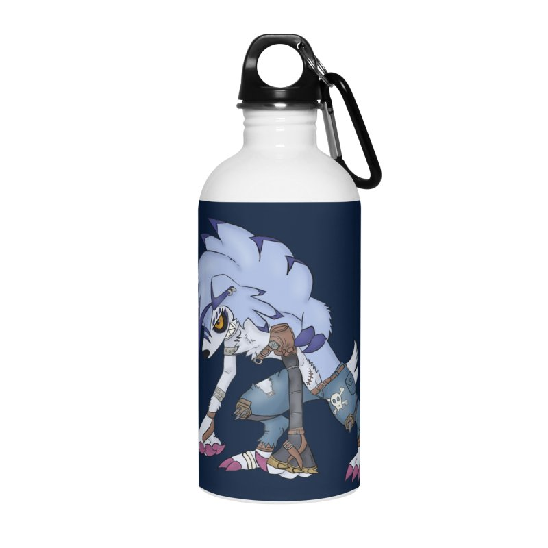 WERELYCANROC Accessories Water Bottle by greenlambart's Artist Shop
