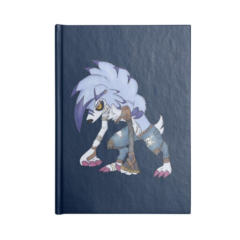 WERELYCANROC Accessories Notebook by greenlambart's Artist Shop