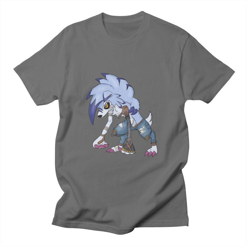 WERELYCANROC Men's T-Shirt by greenlambart's Artist Shop