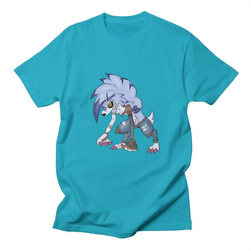 WERELYCANROC Men's Regular T-Shirt by greenlambart's Artist Shop