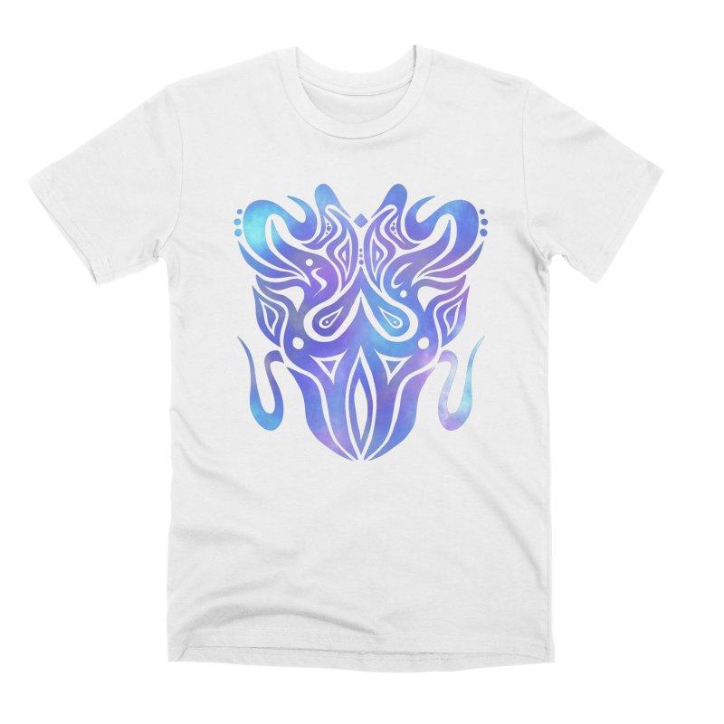 SYMMETRY Men's T-Shirt by greenlambart's Artist Shop