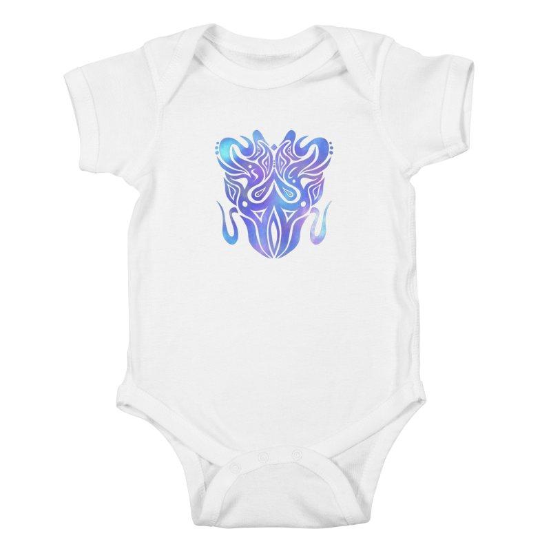 SYMMETRY Kids Baby Bodysuit by greenlambart's Artist Shop