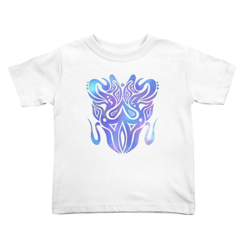 SYMMETRY Kids Toddler T-Shirt by greenlambart's Artist Shop