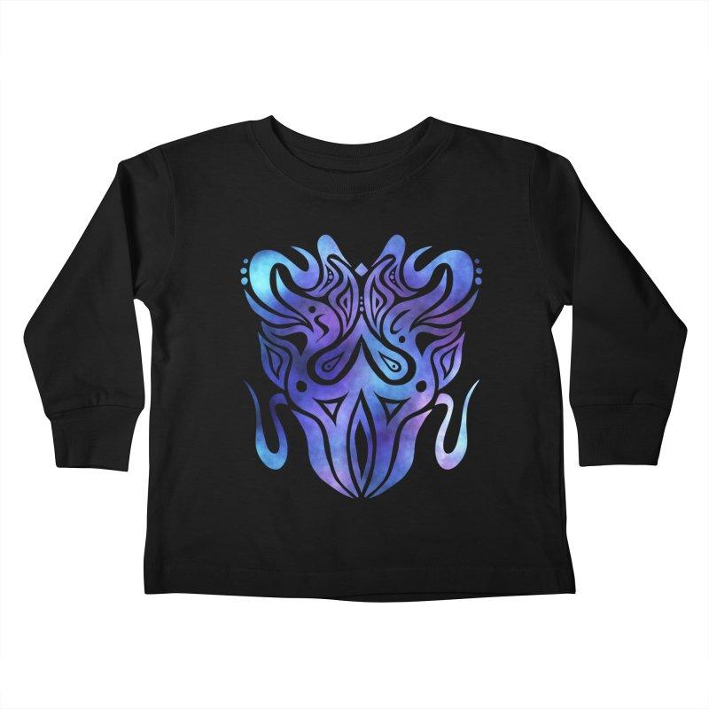 SYMMETRY Kids Toddler Longsleeve T-Shirt by greenlambart's Artist Shop