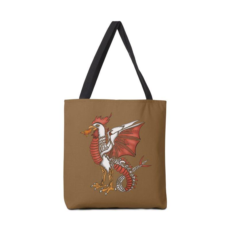 COCKATRICE Accessories Bag by greenlambart's Artist Shop