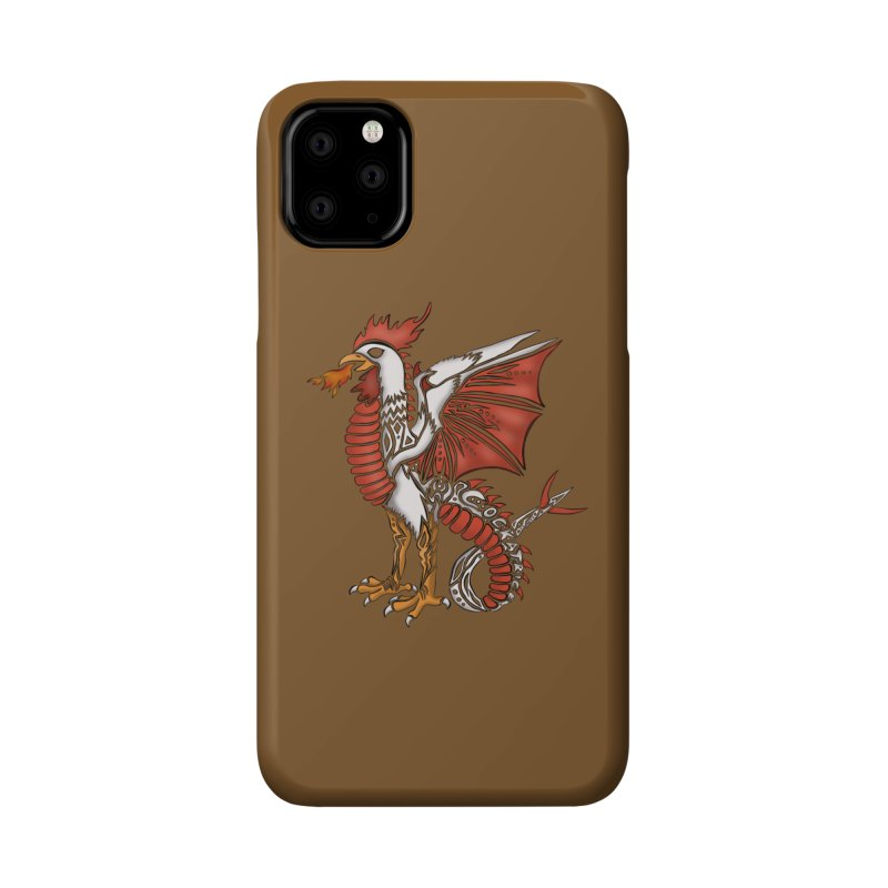 COCKATRICE Accessories Phone Case by greenlambart's Artist Shop