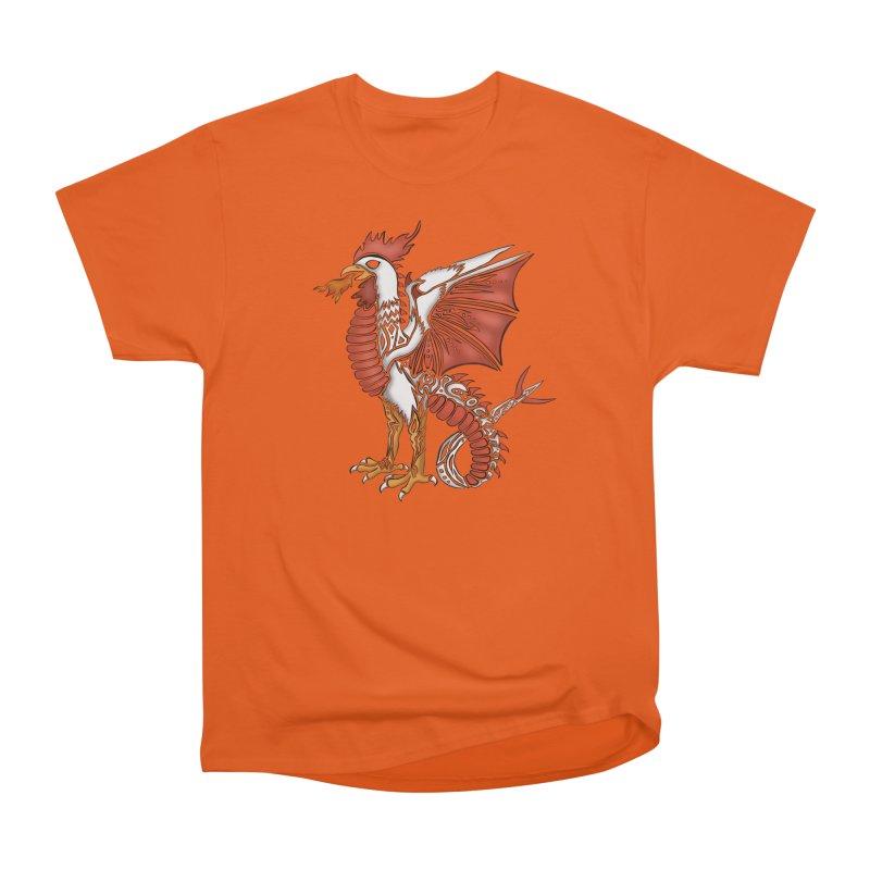 COCKATRICE Men's T-Shirt by greenlambart's Artist Shop