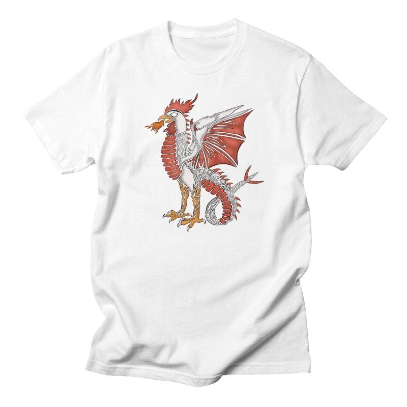 COCKATRICE Women's Regular Unisex T-Shirt by greenlambart's Artist Shop