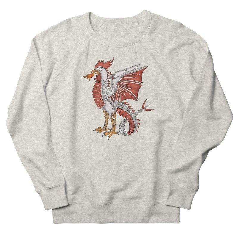 COCKATRICE Men's Sweatshirt by greenlambart's Artist Shop