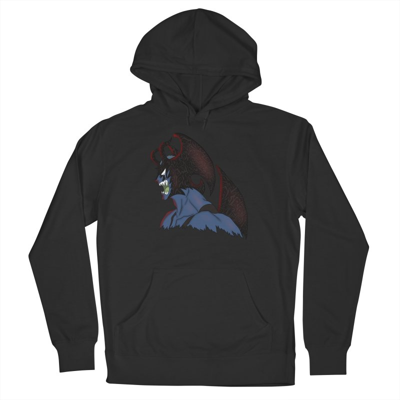 CRYBABY Men's French Terry Pullover Hoody by greenlambart's Artist Shop