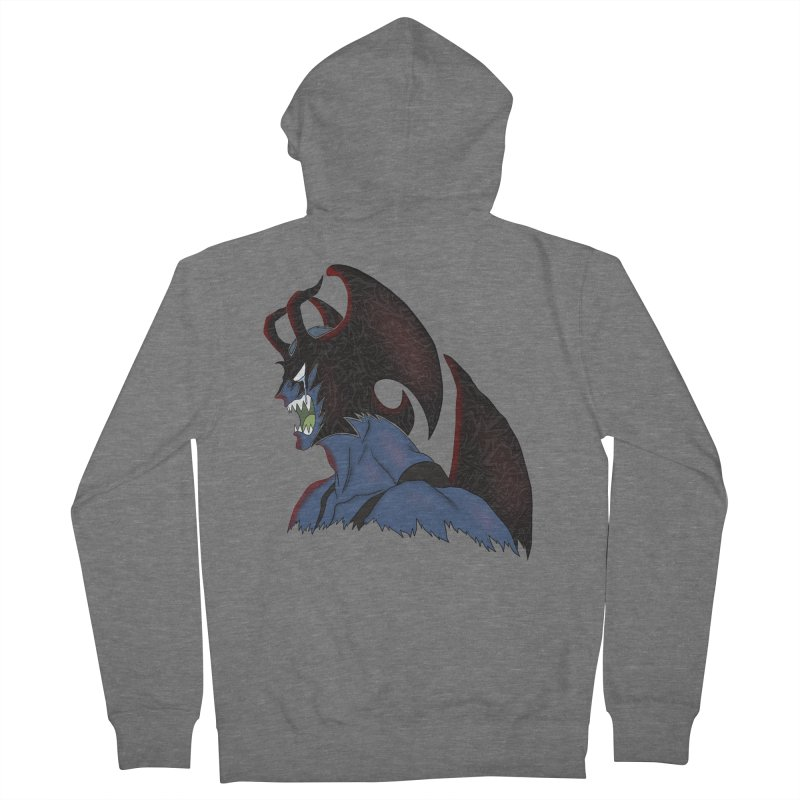 CRYBABY Men's Zip-Up Hoody by greenlambart's Artist Shop