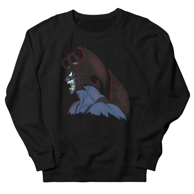 CRYBABY Women's French Terry Sweatshirt by greenlambart's Artist Shop