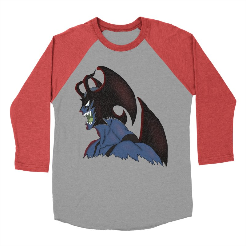 CRYBABY Women's Baseball Triblend Longsleeve T-Shirt by greenlambart's Artist Shop